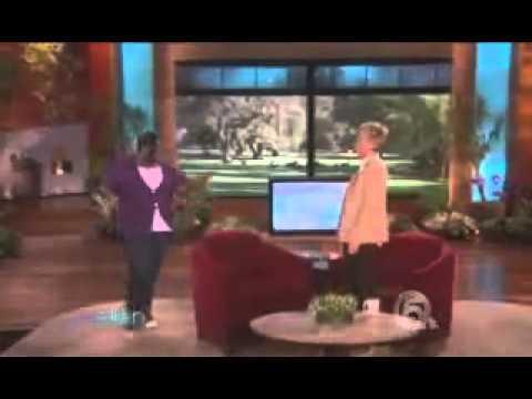 Gaby Sidibe Owns It On Ellen