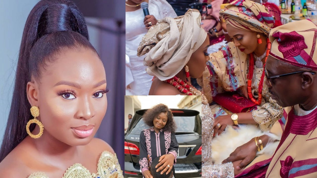 Download Yoruba Actress Bimpe Oyebade Officially Gets Engaged To Her Man, Leaves Yoruba Actor Lateef Adedi...