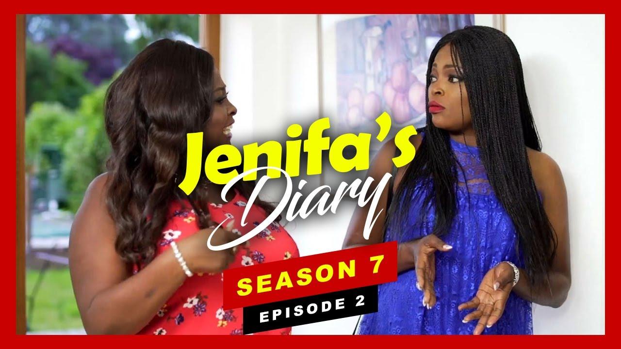 Download Jenifa's Diary S7EP2 – The New JOB 1(Jenifa In London)