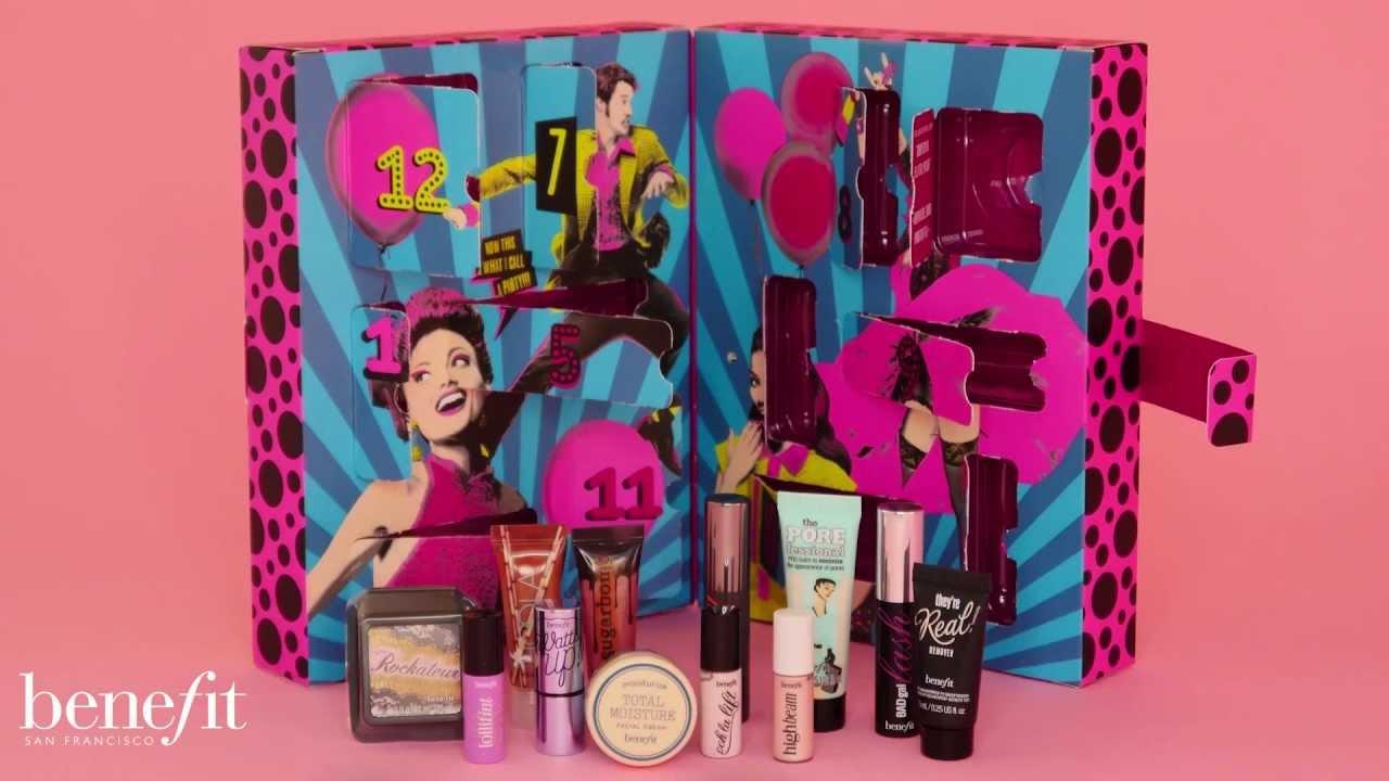Benefit Weihnachtskalender.Benefit Cosmetics Party Poppers Ulta Beauty