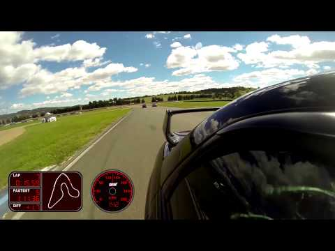 Wakefield Park 17.03.2013 Interclub supersprint HD - GoPro Hero2 and Hero3 Black