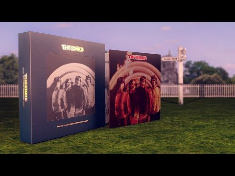 The Kinks - VG50 Box Set - Unboxing Video
