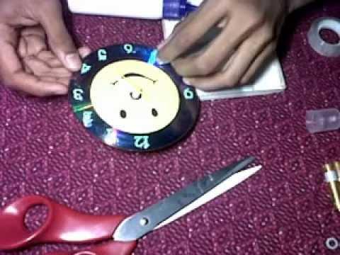 how to make a 3d clock youtube. Black Bedroom Furniture Sets. Home Design Ideas