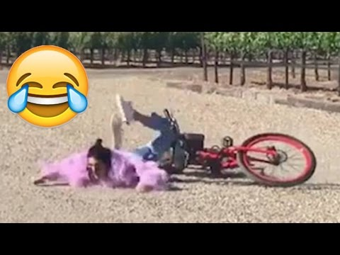 LOL! Kendall Jenner Gets ROASTED on Twitter After Falling Off Her Bike