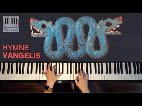 Hymne -  Vangelis - Piano cover