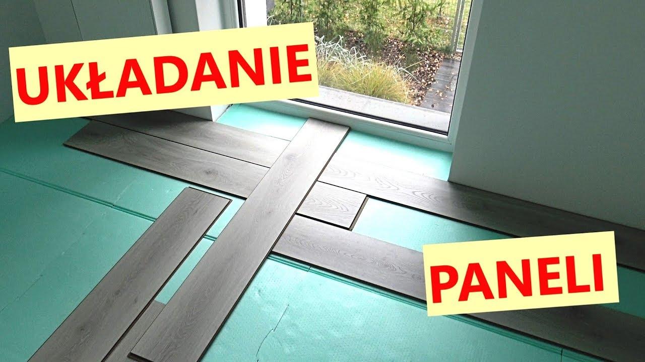 Download Układanie paneli podłogowych, czyli zrób to sam.