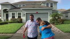 Surprising my parents with a new home #TeamLejuan