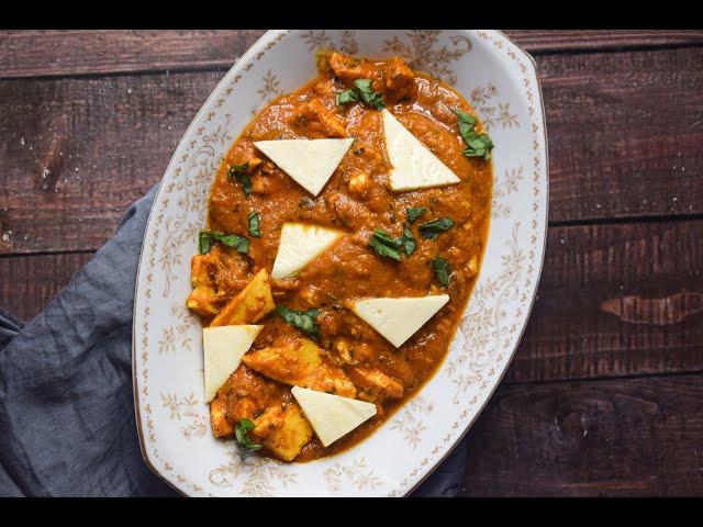 Lehsuni Paneer   Paneer Recipes