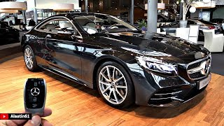 Mercedes S Class Coupe 2018 NEW FULL Review Interior Exterior
