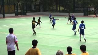 2014-2015年度荃灣小學校際九人足球比賽 ~ 石鐘山