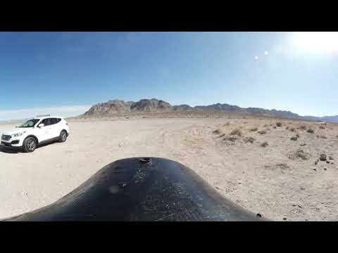 [ 360° VIDEO ] - The Black Mailbox at AREA 51