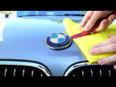 BMW 82mm Hood Trunk Emblem Front Bonnet Rear Badge Roundel E36 E46 E60 E90 Z3 Z4