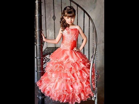 Платья для девочек, купить красивое детское платье для