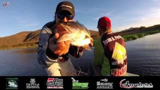 Trophy Bass -  El Salto Lodge y Sinaloa Shad de WASP Baits