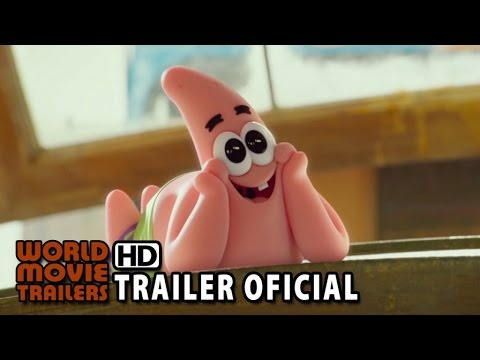 Trailer do filme Bob Esponja: O Filme