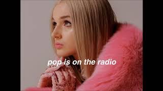 Poppy - Pop Music | Lyrics