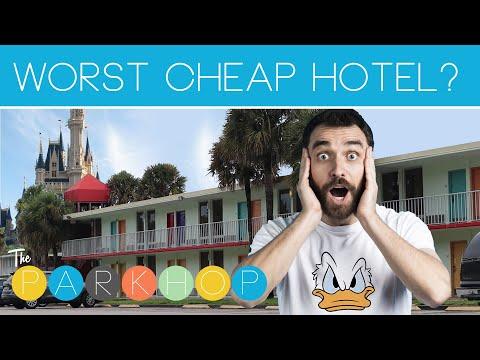 Cheap Disney Hotels? The WORST Cheap Hotel Near Walt Disney World