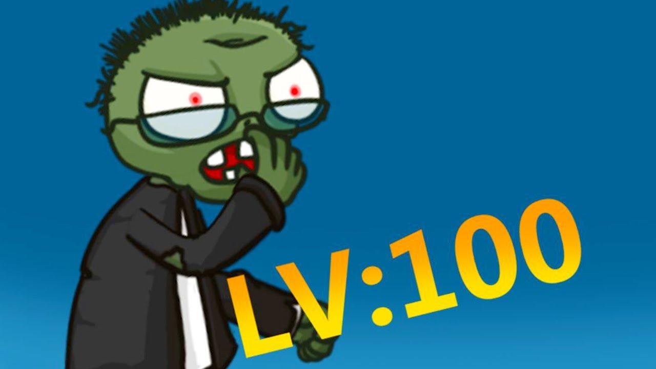 Plants vs  Zombies Master Levels 100 How fierce