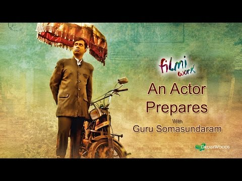 We Need more Writers for Tamil Cinema | An Actor Prepares | Guru Somasundaram | Filmi Work |