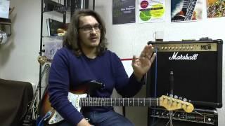 Уроки игры на электрогитаре: как научиться играть натуральные лады на гитаре.