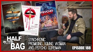 Half in the Bag: Synchronic, Promising Young Woman, and Psycho Goreman