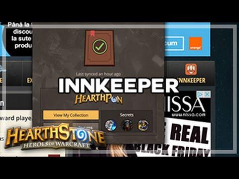 hearthstone how the innkeeper