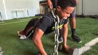 Summer Athlete Training Highlights
