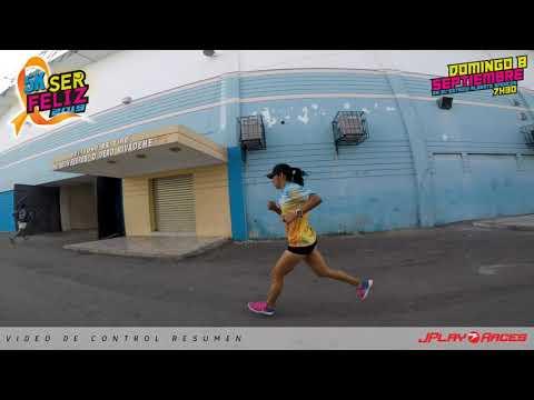 5K SER FELIZ - V Edición - Video de Control Resumen