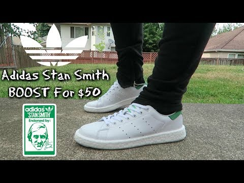 Adidas Stan Smith Boost For $50!