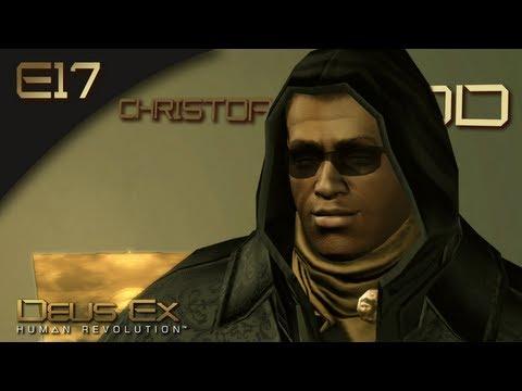 Deus Ex: Human Revolution [BLIND] - E17 - Seurat - What's In Your Bedroom?
