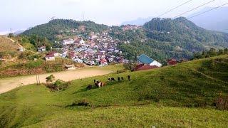 A beautiful hilly village - Sialsuk (Mizoram)
