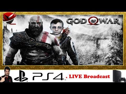 God of War | PS4 | This is not just a Game , It's an Emotion  | Live Broadcast | #10