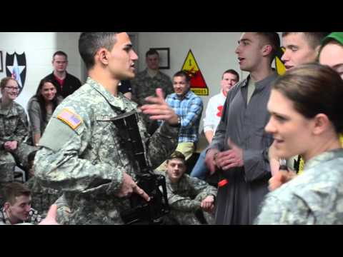 What UW ROTC's cultural training looks like | The Badger Herald