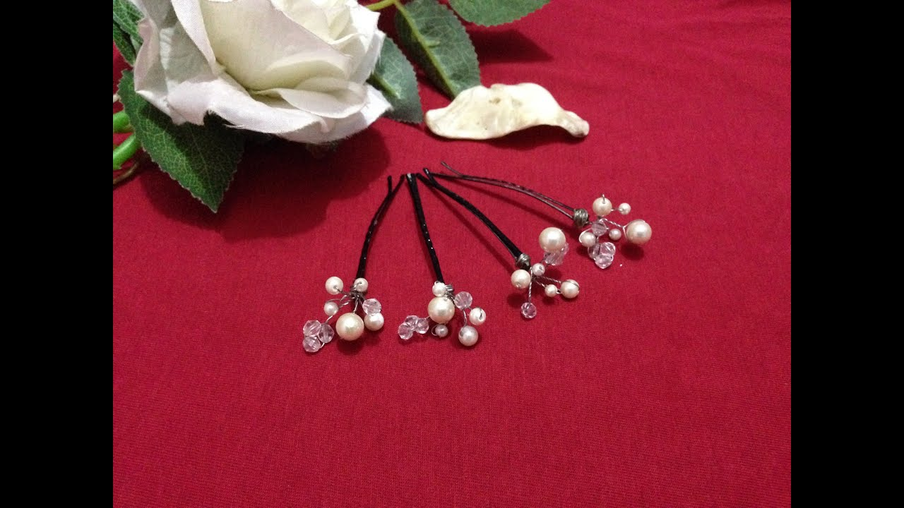 jewelry bycons beads necklace swarovski with pin seed raw shape homemade pearls v and