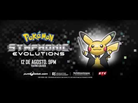 Pokemon: Symphonic Evolutions in Chile (Resumen)