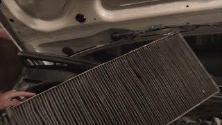 Как заменить салонный фильтр. Пример Audi 80 (PitStopMD)(Вы увидите как снять салонный фильтр в домашних условиях на ауди http://www.odnoklassniki.ru/pitstopmd - Одноклассники https://w..., 2014-06-24T06:46:00.000Z)