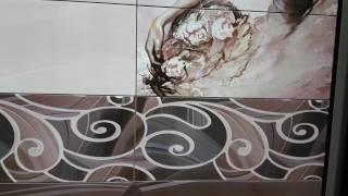 видео Керамическая плитка венге, керамогранит цвет венге