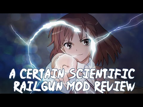 Minecraft Academy Craft Mod Review (A Certain Scientific Railgun Mod) || Unleash Your Inner Esper!