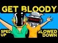 "Daft Punk's Grammy Winning ""Get Lucky"" (Parody Sped Up/Slowed Down)"
