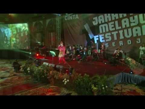 Jakarta Melayu Festival 2013 - Nizar Ali - Jika Bungamu