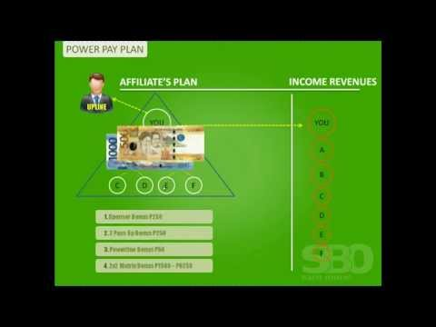 SBO System Integration of Income Revenues and Affiliate's Plan V1