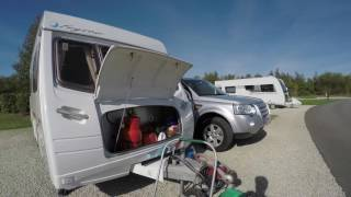 Caravan to Poolsbrook 2016