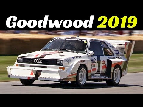 Goodwood Festival Of Speed 2019 - Day 1 Highlights - Supercars Madness, F1, Rally Cars, Drift & More