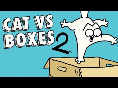 Thumbnail: Guide to More Boxes : Simon's Cat