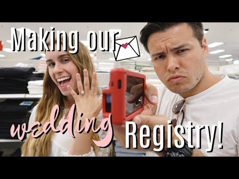 Wedding Registry Shopping at Target! Ep. 3