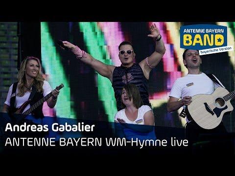 Andreas Gabalier   Jogi Löw   live mit der ANTENNE BAYERN Band   Olympiastadion München