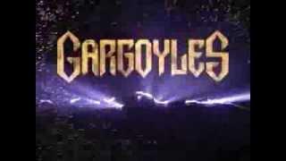 Гаргульи (заставка 3 сезона)