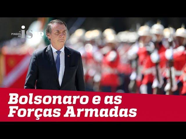 Bolsonaro, Forças Armadas e liberdade