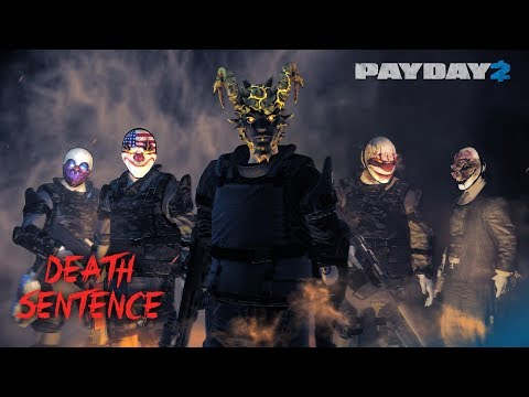 PAYDAY 2:  (GUIA) Builds para Death Sentence + One Down
