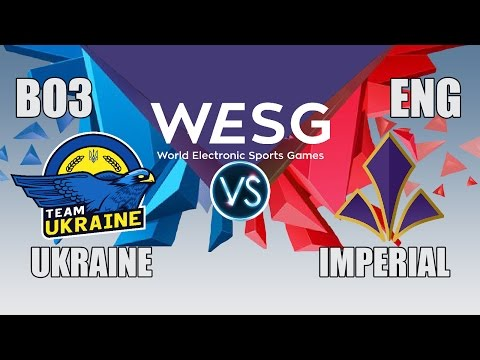 Team Ukraine vs Imperial | WESG 2016 | Playoffs  | WESG 2016 | Playoffs | ENG CAST | LIVE | GIVEAWAY